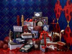 顶级保养SABON耶诞礼盒超美!以胡桃钳幻游打造耶诞限定系列