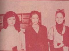 罗霈颖40年前嫩照曝光 大眼瓜子脸美貌如初