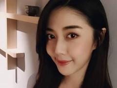 40岁韩瑜居家素颜照曝光 传授「不花大钱」保养术