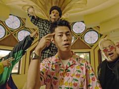莫宰羊揪嘻哈团合作嗨唱「嘻哈矛盾大对决」